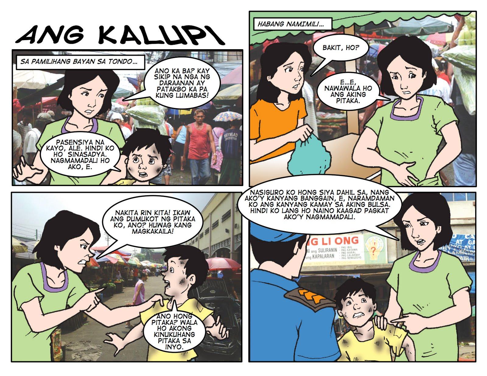 Komiks tagalog short story | Blog