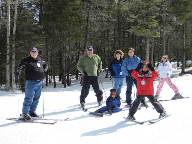 We took a family trip to Angelfire, with us, my parents and my sister, her boyfriend and his daughter in March of 2010.  Ella and Evan did 2 days of […]