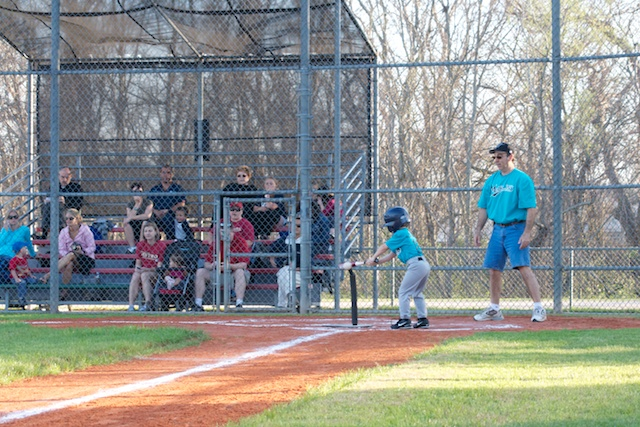 Evan T-Ball Spring 2011